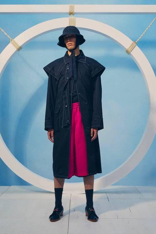 Japanese-Inspired Spring Fashion