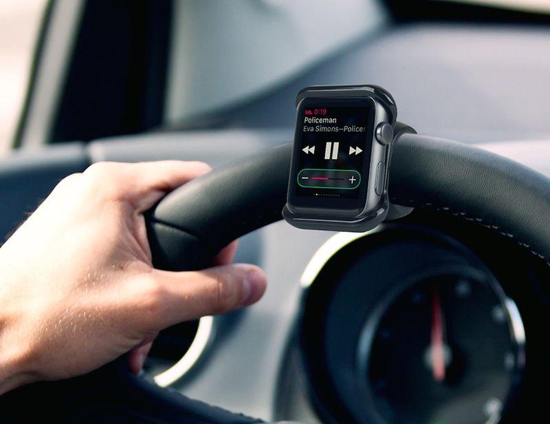 Steering Wheel Watch Mounts