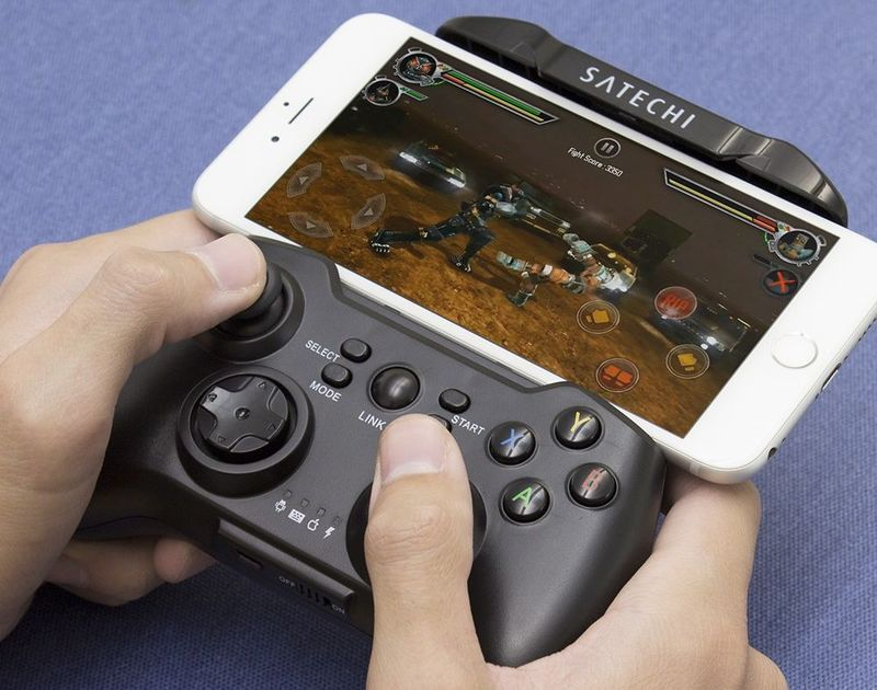 iDevice Gaming Controllers