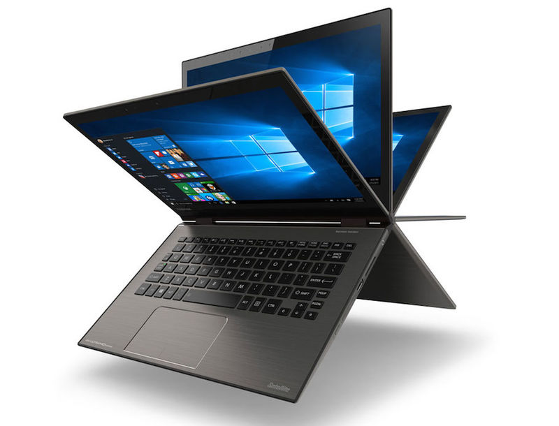 Hybrid Laptop-Tablets