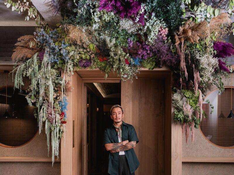 Botanical Art Restaurants