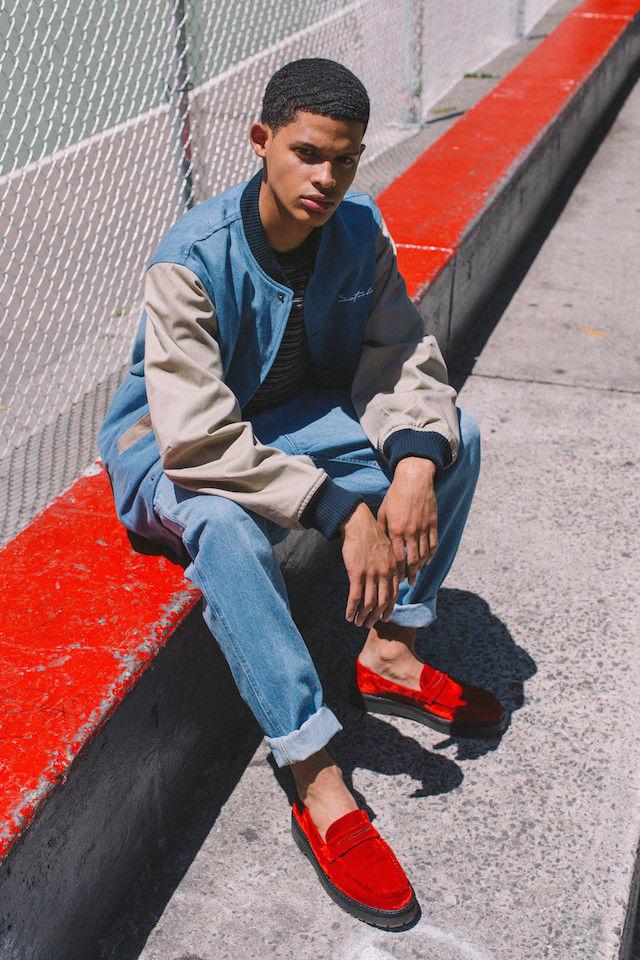 90s Skate-Inspired Streetwear Capsules
