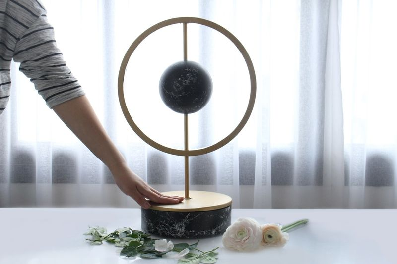 Sculptural Planetary Speakers