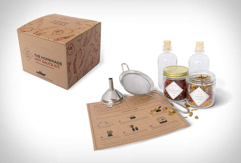 Artisanal Sauce-Making Kits