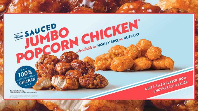 Sauce-Smothered Chicken Bites