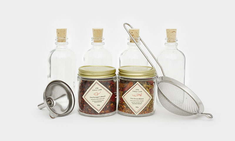 Artisan Sauce-Making Kits