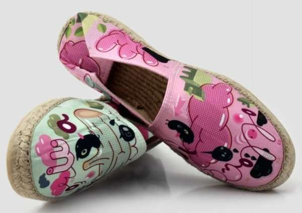 Pop Art Espadrilles