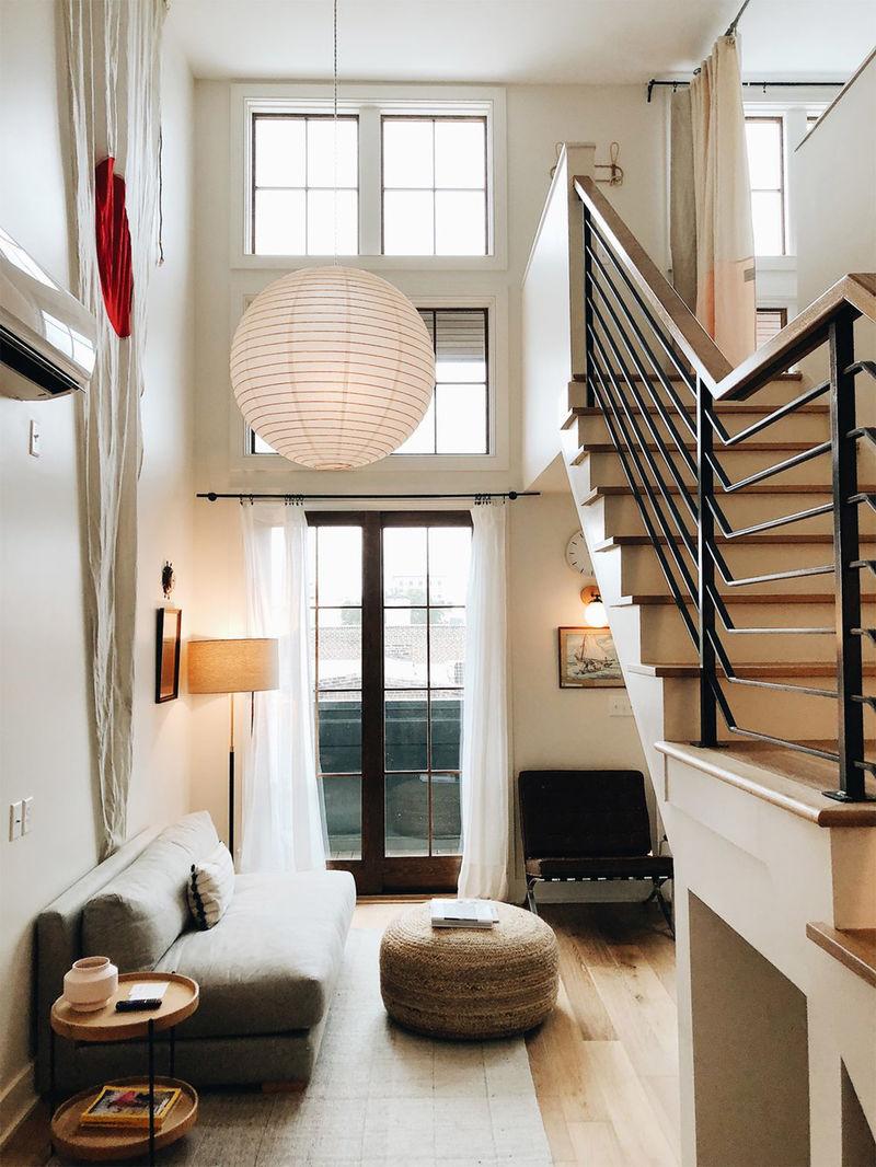 Modern Rustic Savannah Hotels