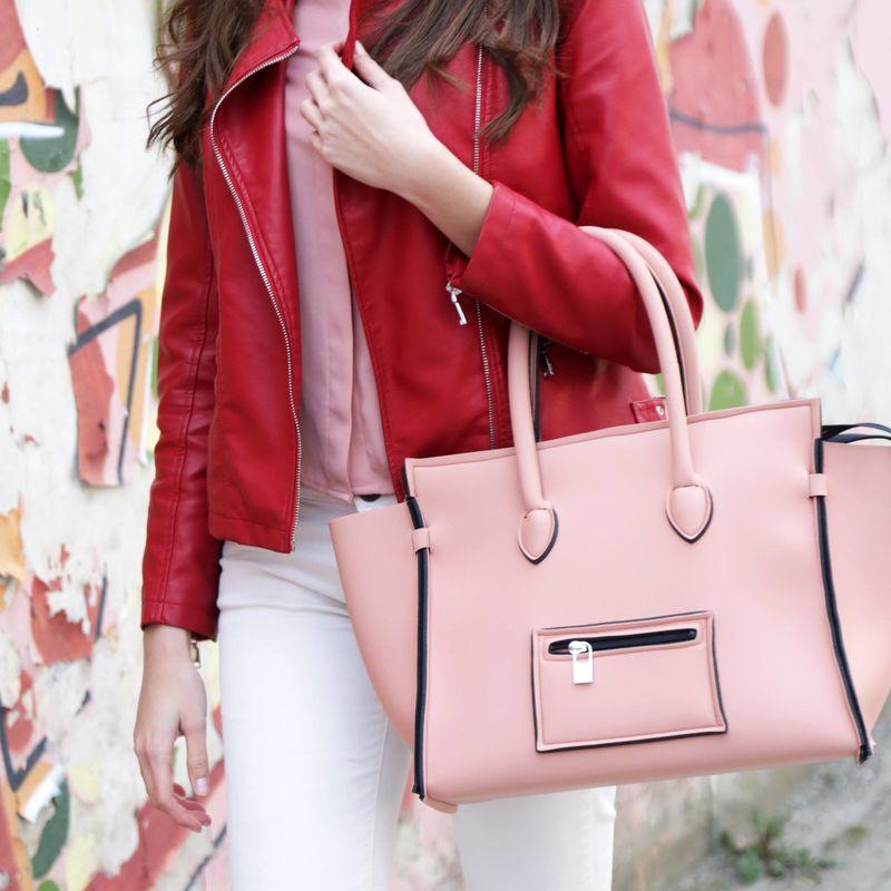 Fashion-Forward Waterproof Bags