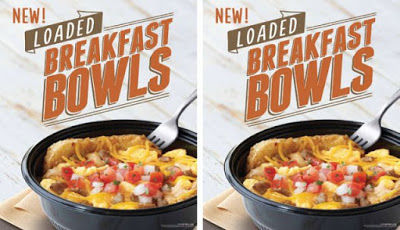 Fast Food Breakfast Bowls