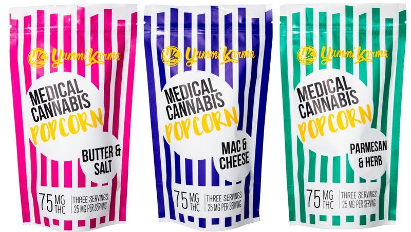 Savory Cannabis Edibles