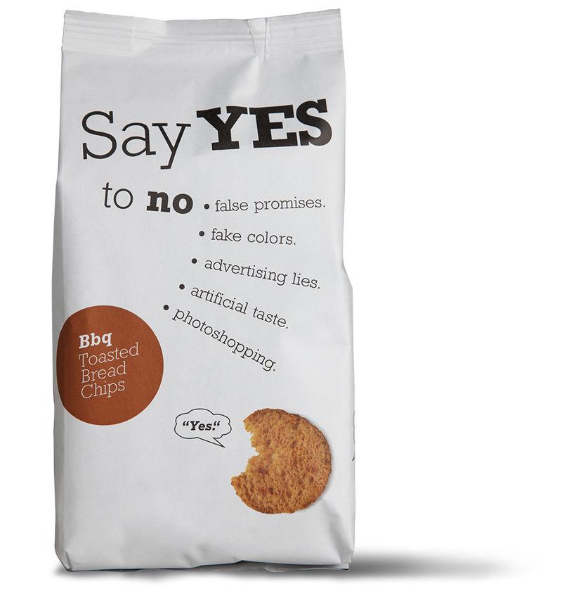 Discerning Chip Branding