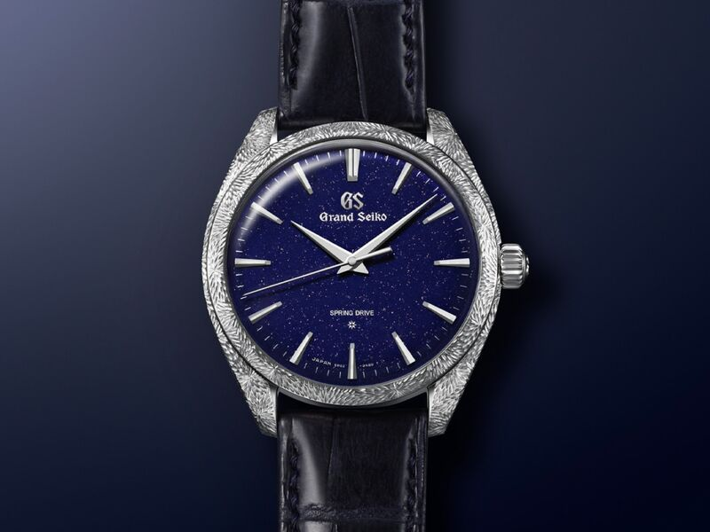Celestial-Themed Luxury Watches