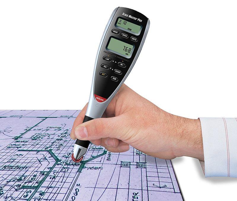 Blueprint measurement devices scale master pro blueprint measurement devices malvernweather Image collections
