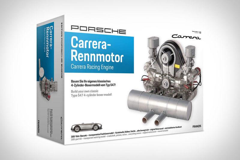 Automotive Engine Model Kits