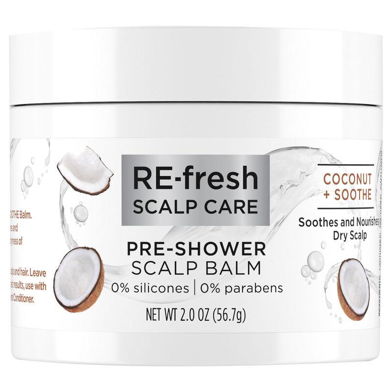 Pre-Shower Scalp Balms
