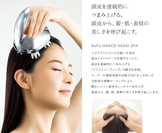 Scalp-Stimulating Massagers