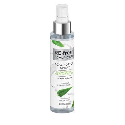 Detoxifying Scalp Sprays