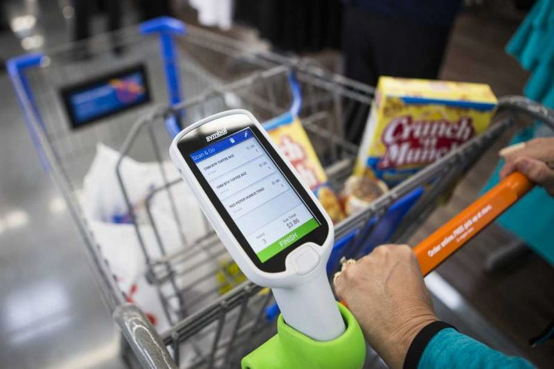 In-store Checkout Apps