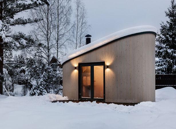 Multifunctional Eco BBQ Cabins