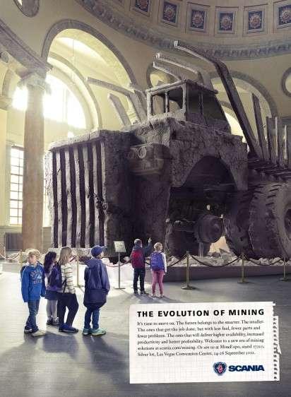 Mining Artifact Ads