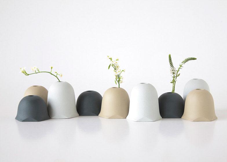 Shapely Modular Vases