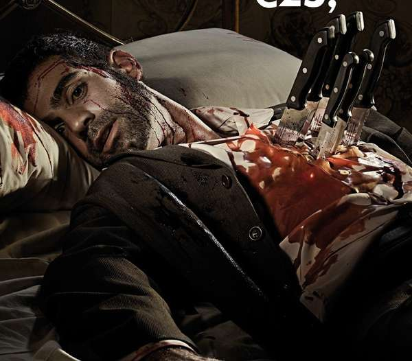 Murder Realism As Advertising Print Campaign For 13th