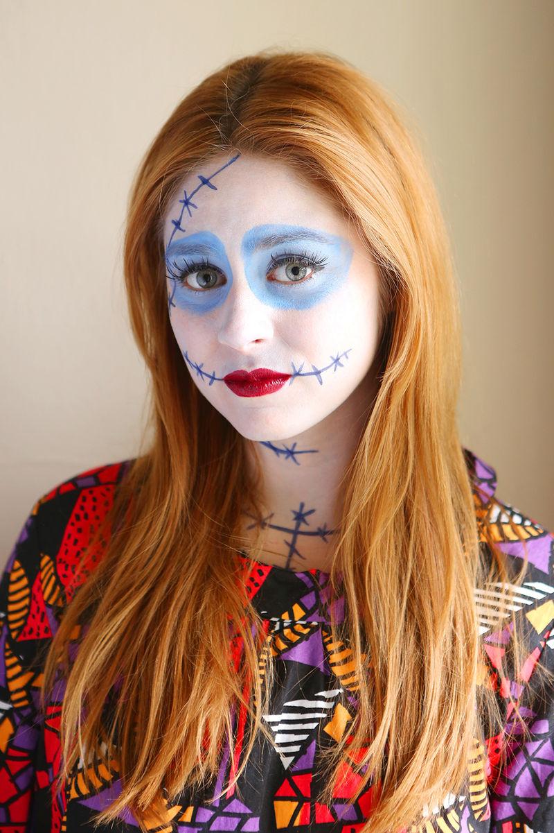 Spooky Halloween Makeup : scary halloween makeup tutorial