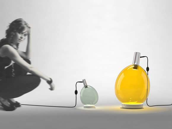 Elegant Perfumy Illuminators