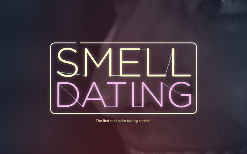 Scent-Based Dating Services