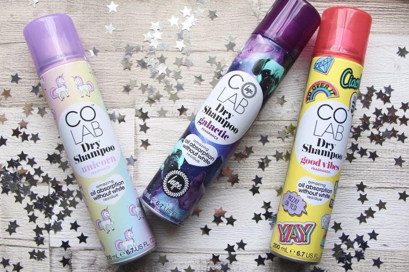Dry Shampoo Fragrances