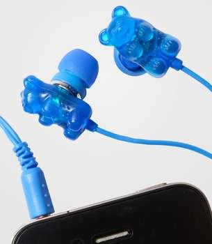 Aromatic Candy Headphones