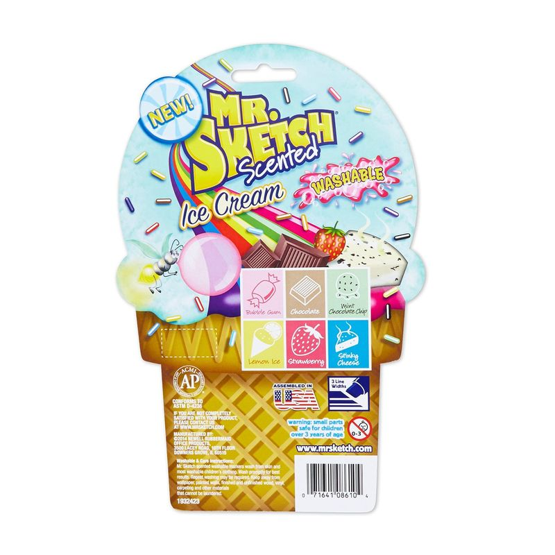 Sundae-Scented Markers