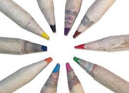 Stimulating Scented Pencils
