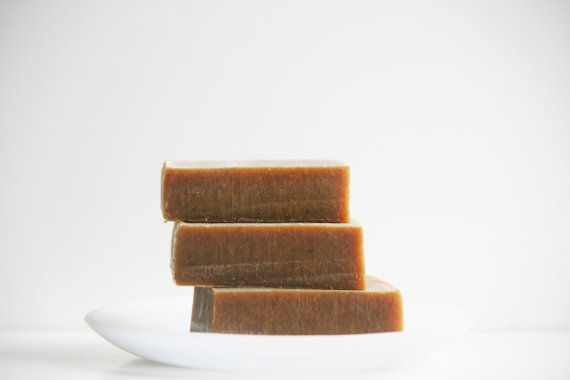 Spiced Pumpkin Soaps