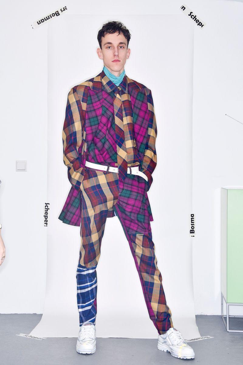 Vibrantly Patterned Fall Fashion