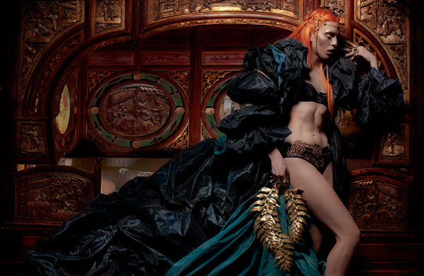 Underworld Queen Editorials