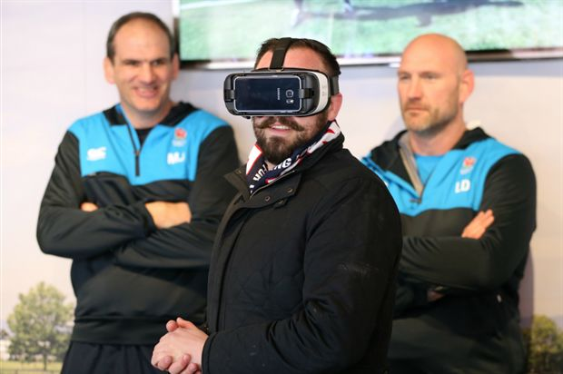 Rugby Championship VR Events