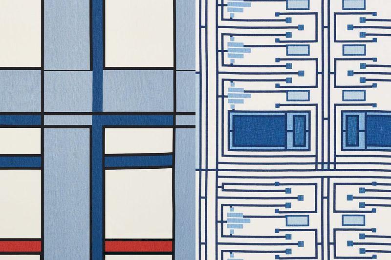 Architectural Textile Designs