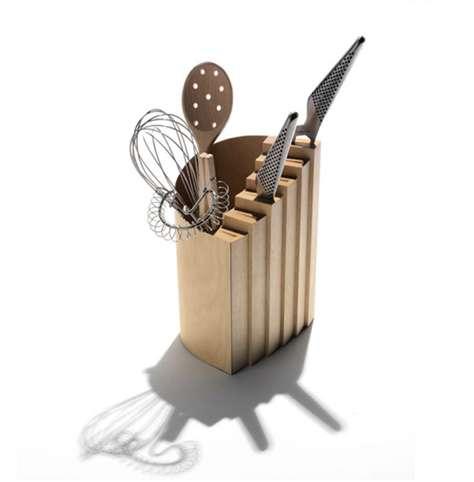 Switchblade Kitchen Utensils
