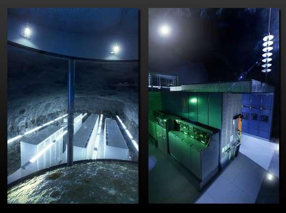 Sci-Fi Data Centers