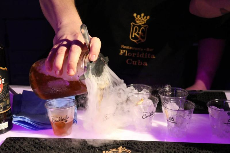 Science-Inspired Mixology Events