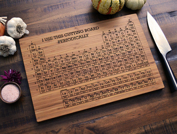 Periodic Table scarf Chemistry gift Gift for Chemistry teachers