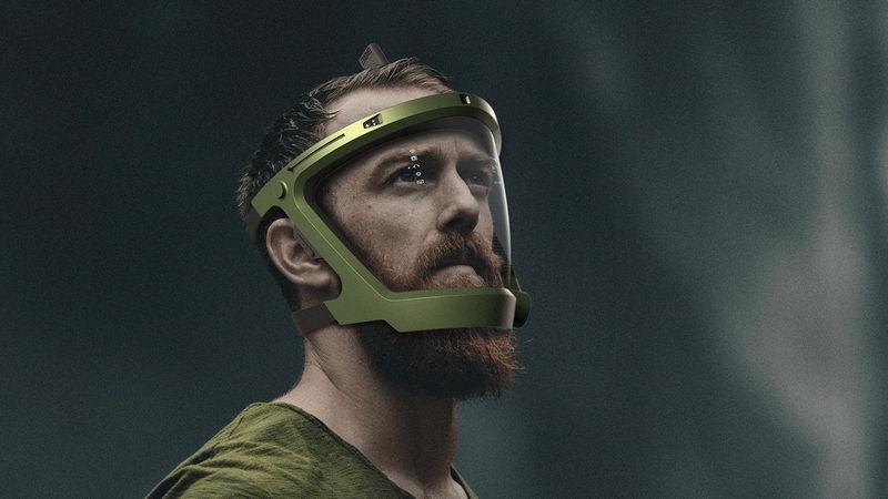 Futuristic Diving Masks