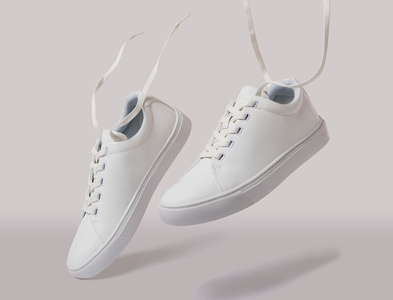 Upcycled Leather Sneakers