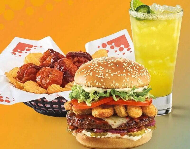 Taste Bud-Scorching Burgers