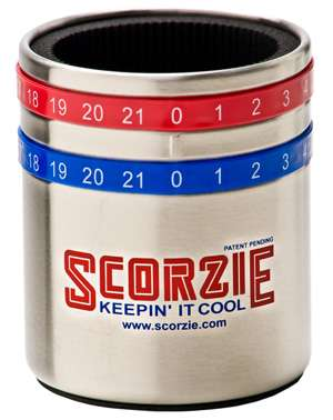 Score-Keeping Booze Sleeves