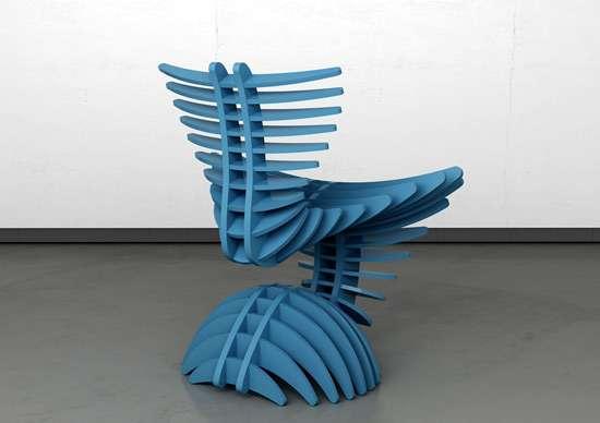 Vertebraic Chairs