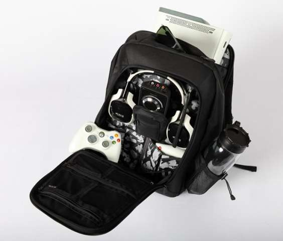 Spacious Gamer Backpacks
