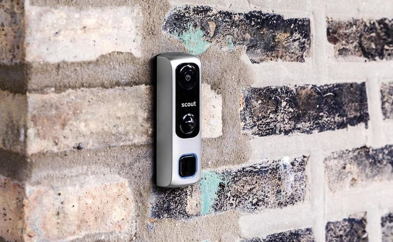 Entryway-Securing Smart Doorbells